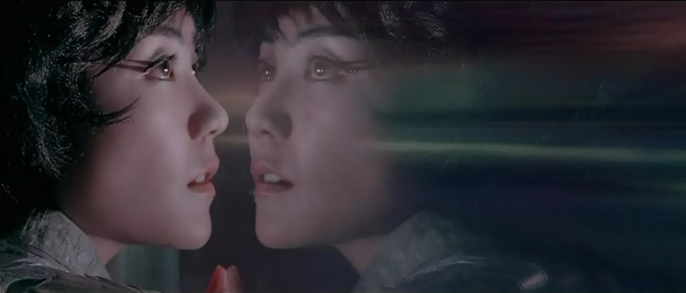 Faye Wong en «2046» de Wong Kar-wai