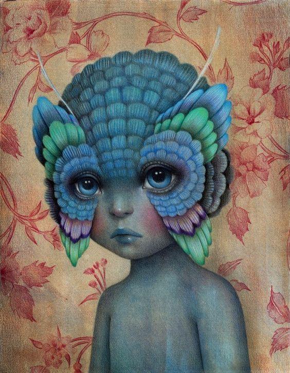 Raul Guerra «Metamorfosi: il·lustracions de papallones» Fuente: http://bibliocolors.blogspot.mx/2015/03/metamorfosi-illustracions-de-papallones.html
