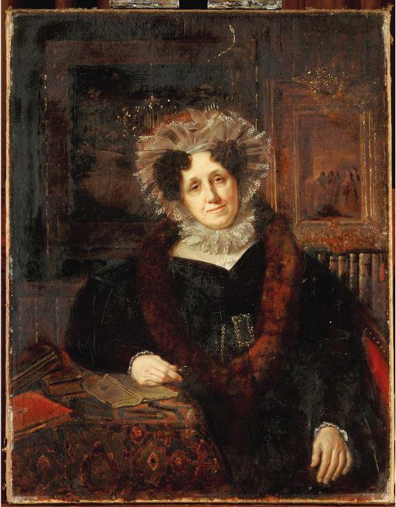 Jane Marcet
