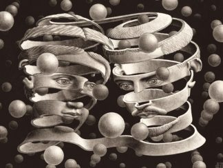 Maurits Cornelis Escher «Bond of Union»