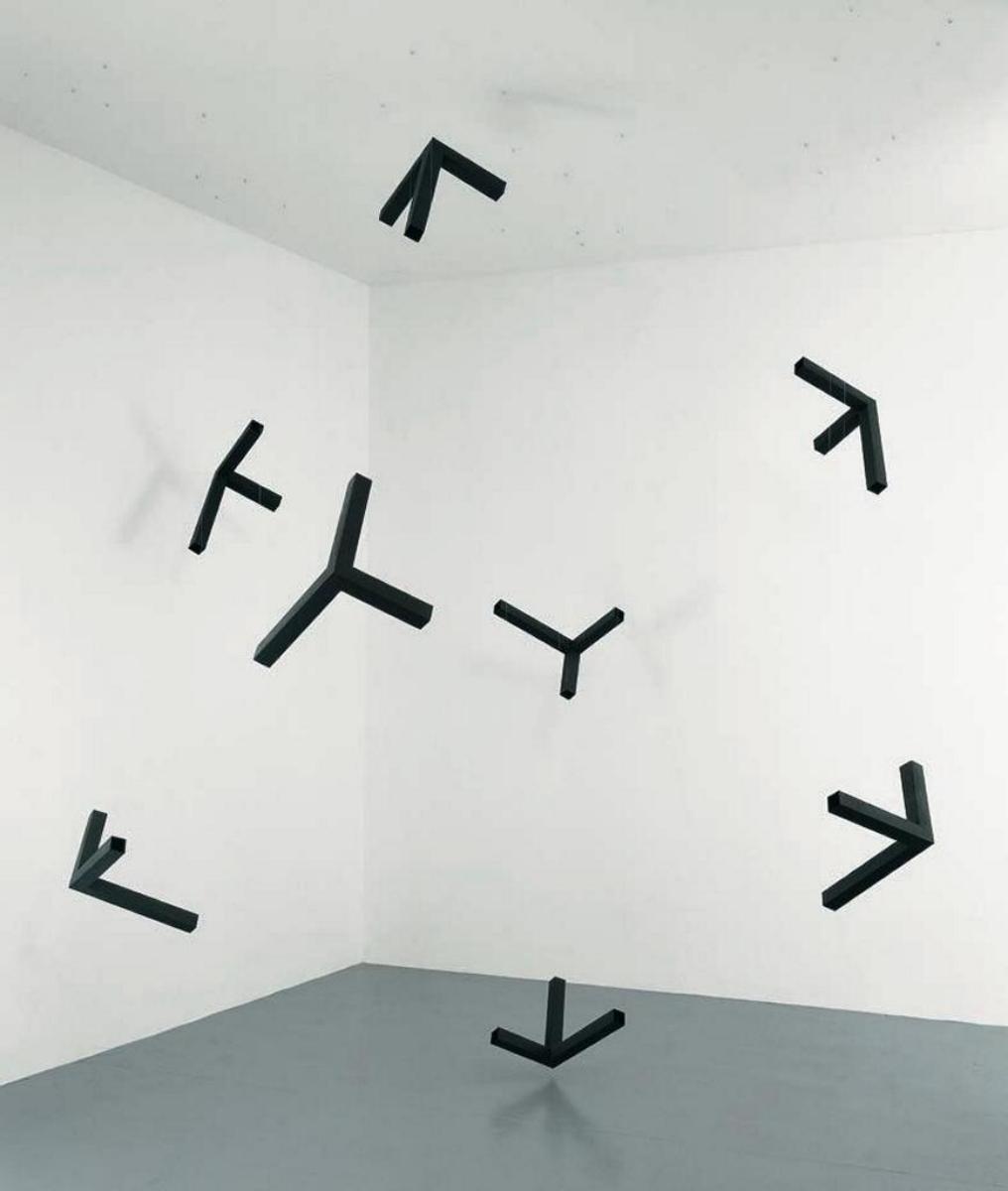 Tom Friedman «Open Black Box»