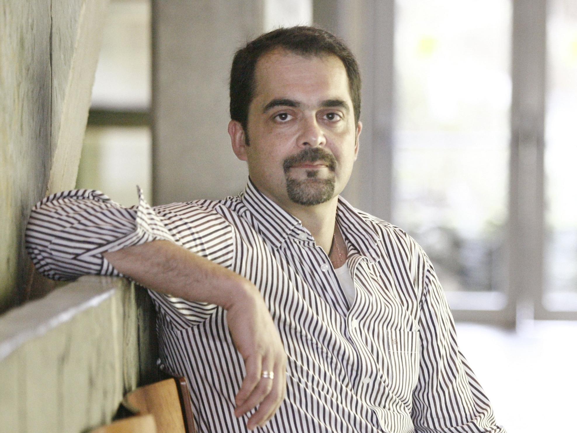 Fotografía del entrevistado, José María Seguí Simarro