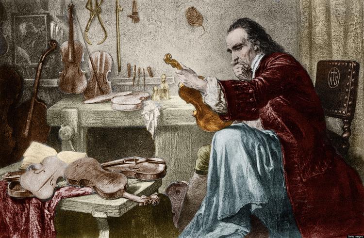 Hammann «Luthier Antonio Stradivari»