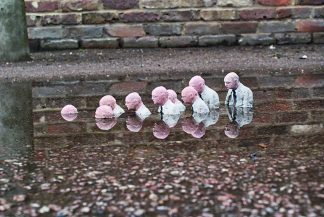 Isaac Cordal «Follow the leaders»