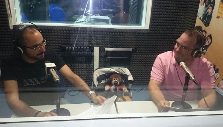 Pere, Laura y Juan Carlos
